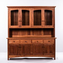 Thomas Moser New Century Sideboard with Hutch