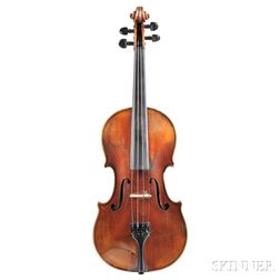 American Violin, Charles F. Albert, Philadelphia, c. 1900