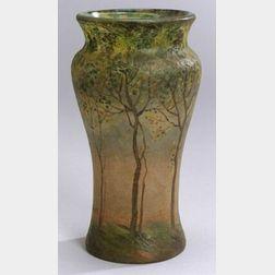 Handel Teroma Painted Vase