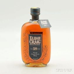 Elijah Craig Single Barrel 18 Years Old 1997, 1 750ml bottle