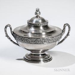 Tiffany & Co. Sterling Silver Presentation Tureen