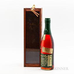Bookers Rye 13 Years Old, 1 750ml bottle (owc)