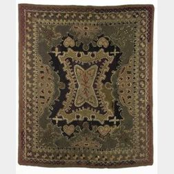 Hooked Area Rug