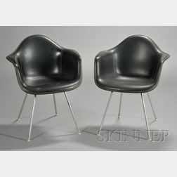 Pair of Eames ArmChairs