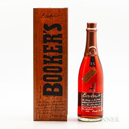 Bookers 25th Anniversary, 1 750ml bottle (owc)