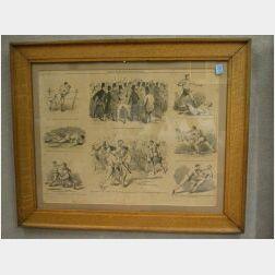 Sayers-Heenan Fight, 1860