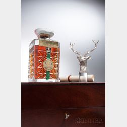 Glenfiddich 25 Year Stags Head Decanter, 1 750ml bottle