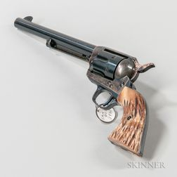Colt Single-action Army Revolver