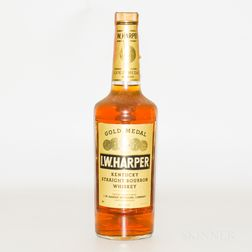 IW Harper 6 Years Old, 1 4/5 quart bottle