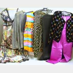 Group of Assorted Vintage and Designer Ready-to-Wear
