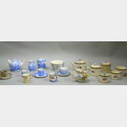 Twenty Pieces of Assorted Wedgwood Ceramic Tea Ware