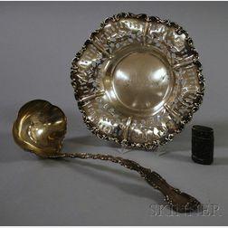 Three Silver Items