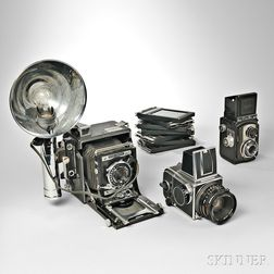Hasselblad 500C/M and Two Other Cameras