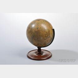 Josiah Loring 9 1/2-inch Celestial Globe