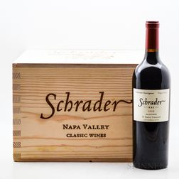 Schrader Mixed Case, 6 bottles (owc)