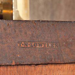John Moore & Sons Regency Mahogany Regulator, Thomas Nicholas Lowther, Cabinetmaker