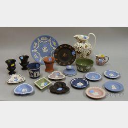 Twenty Assorted Wedgwood Ceramic Items