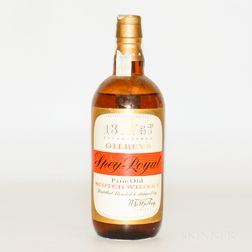 Gilbeys Spey Royal, 1 bottle
