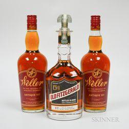 Wheated Bourbon, 3 750ml bottles