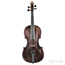 English Violin, Job Ardern, Wilmslow, 1900