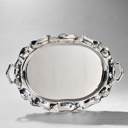 Gorham Martelé .9584 Silver Tray