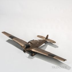 Junkers F13 Aviation Model and Keepsake Box