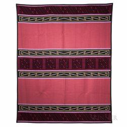 Contemporary Southwest Woven Textile
