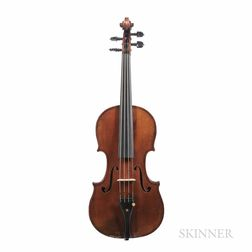 French Violin, c. 1880