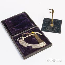 F. Leunig & Co. Portable Paper Scale