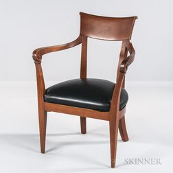 Three Victor Proetz Chairs