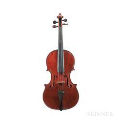 Italian Violin, Monzino Workshop, Milan, 1921