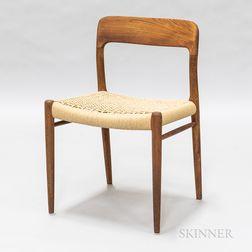 Niels Moller Teak Side Chair