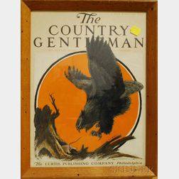 Charles Livingston Bull (American, 1874-1932)      Cover Illustration for The Country Gentleman