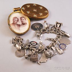 Two Jewelry Items