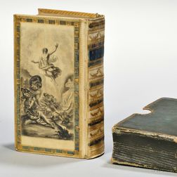 Edwards of Halifax Binding with Fore-edge Painting.