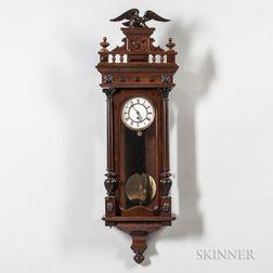 Vienna Regulator Timepiece