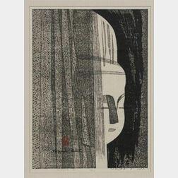 Saito Kiyoshi:  Buddha (3), dai-oban