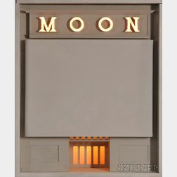 Cletus Johnson (American, b. 1941)      Moon