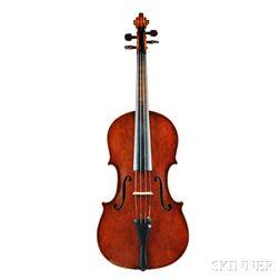 Contemporary Viola, Attributed to Otto Erdesz