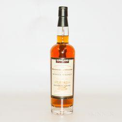 Macallan 18 Years Old 1989, 1 4/5 quart bottle