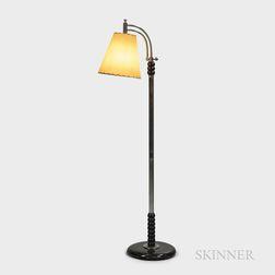 Gilbert Rohde-style Art Deco Floor Lamp