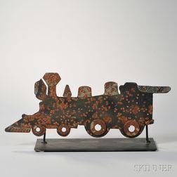 Steel Steam Locomotive Gallery Target