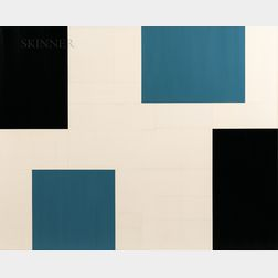Robert Kelly (American, b. 1956)      Nocturne Grande LXI (North Sea)