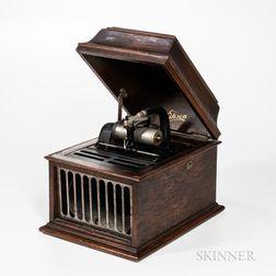 Thomas A. Edison Amberola 30 Phonograph
