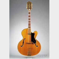 American Guitar, Epiphone Incorporated, New York, 1953, Model Zephyr Emperor
