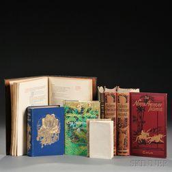 Rare Books, Seven Volumes.