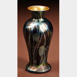 Durand Decorated Vase