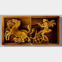 Trent Tile Co. Two-part Chariot Tile