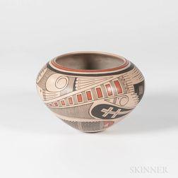 Contemporary Casas Grande Pottery Jar