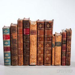 Varia, Eleven Volumes.